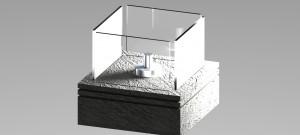 cube trait de scie h